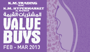 Oman Value Buys Feb - Mar 2013