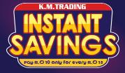 Instant Savings - Oman