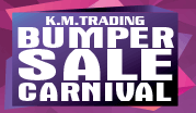 Bumper Sale Carnival_June - July 2019