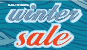 K.M.Trading Winter Sale 2013