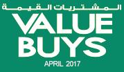 Value Buys - April 2017