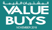 Value Buys - November 2018