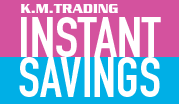 Instant Savings July - August 2014
