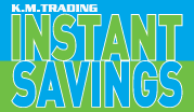Instant Savings February - April 2014